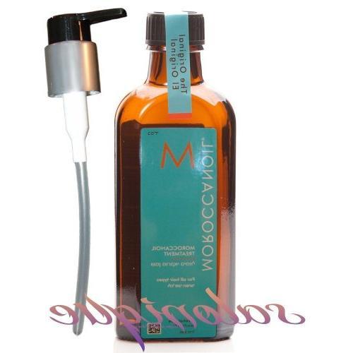 moroccan oil hair treatment