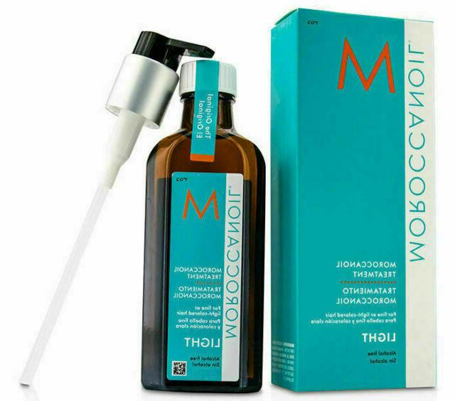 moroccan oil light hair treatment 3 4