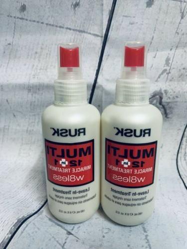 Rusk Multi 12-in-1 Treatment Leave-In 6 oz