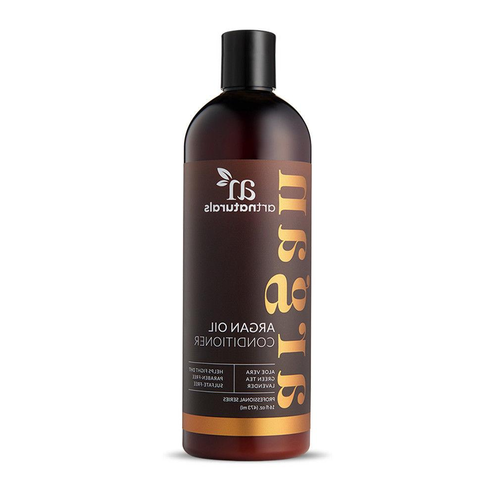 Natural Oil Shampoo - Sulfate oz