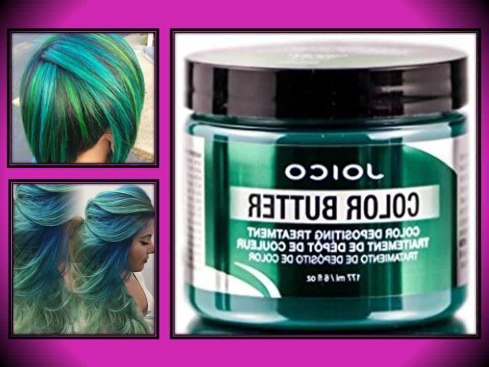 new color intensity depositing hair treatment butter