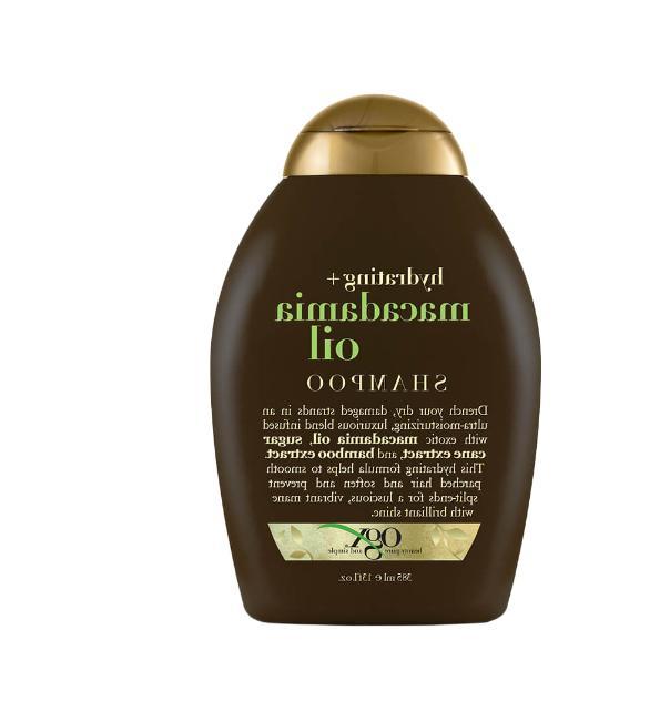 new macadamia oil shampoo treatment hair care