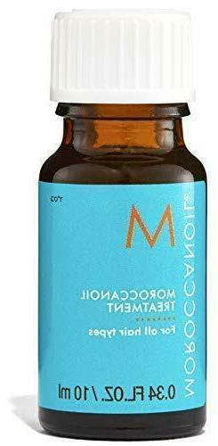 New Moroccan Oil Hair Treatment .34oz 10ml  Deluxe Travel Si