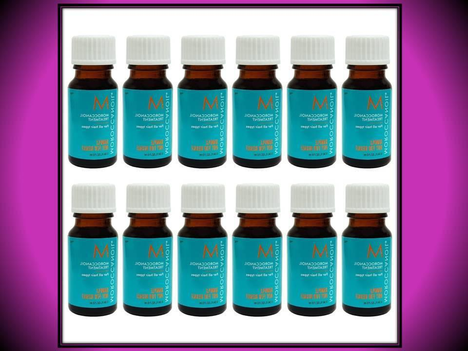 MOROCCANOIL TREATMENT ALL TYPES & LIGHT HAIR OIL SIZE