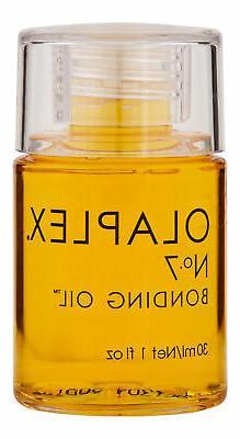 Olaplex No.7 Bonding Oil 1oz, Boosts Shine, Strengthens & Re
