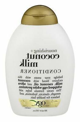 nourishing coconut milk hair conditioner treatment 13
