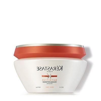 nutritive masquintense thick hair treatment mask 200ml
