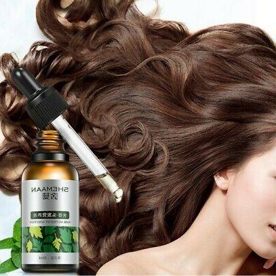 Oil Care Scalp Treatment Smooth Damaged Dry Hair Growth