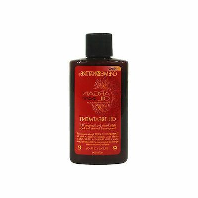 CREME OF NATURE Oil Treatment with Argan Oil from Morocco fo