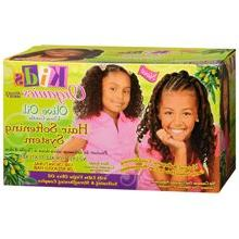 Kids Original Olive Oil Hair Softening System for Natural or