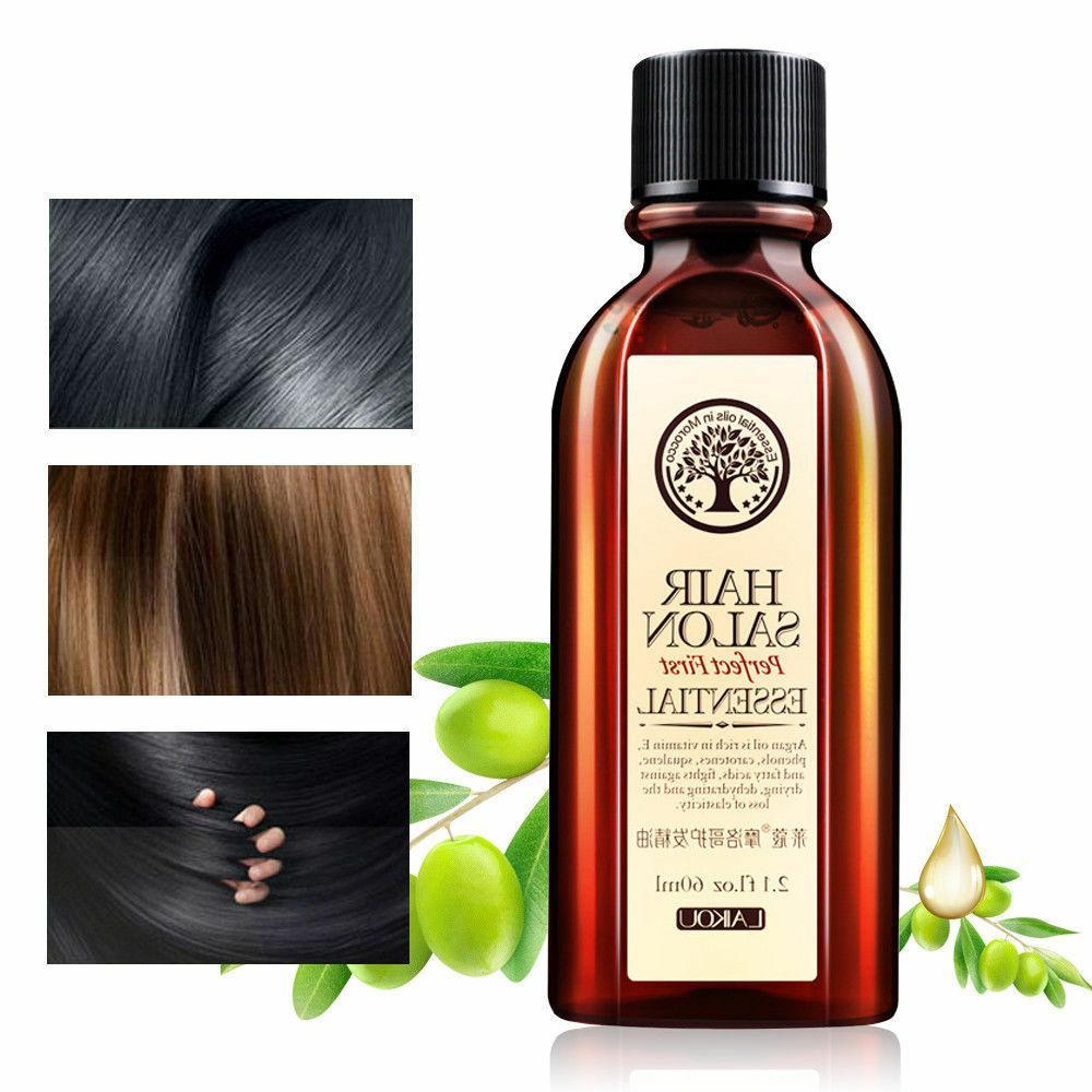 Organic Argan oz Imported 100% Hair Treatment