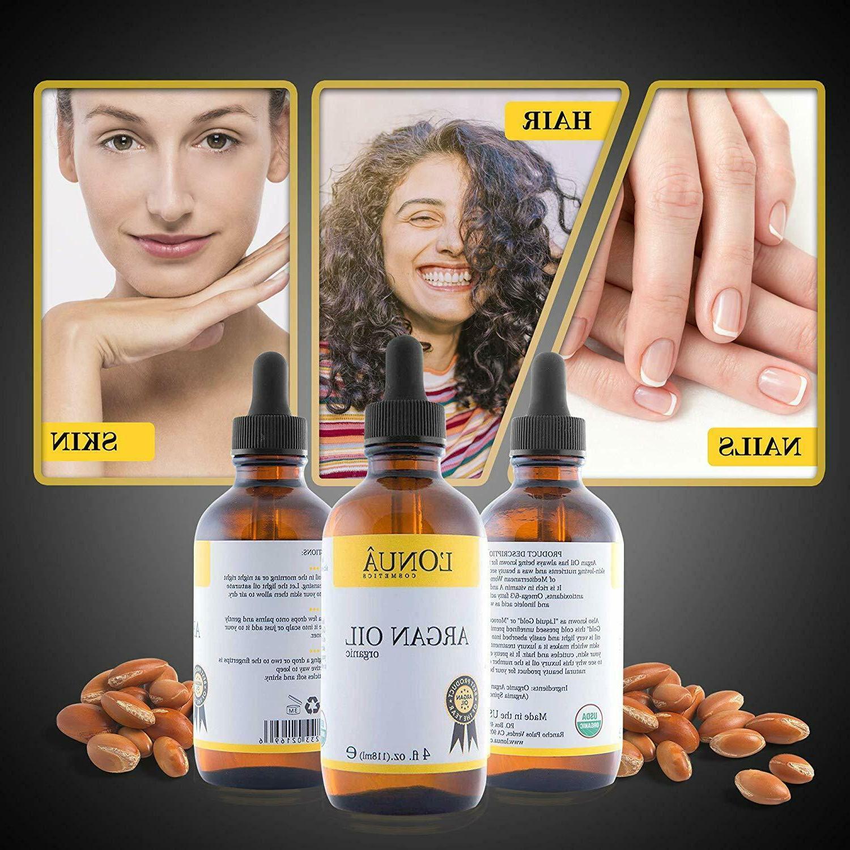 Organic Oil Hair Toner Moisturizer Conditioner