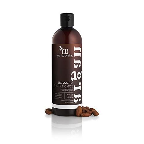 ArtNaturals Oil Shampoo Set - Free Moisturizing - Curly Hair - with Keratin