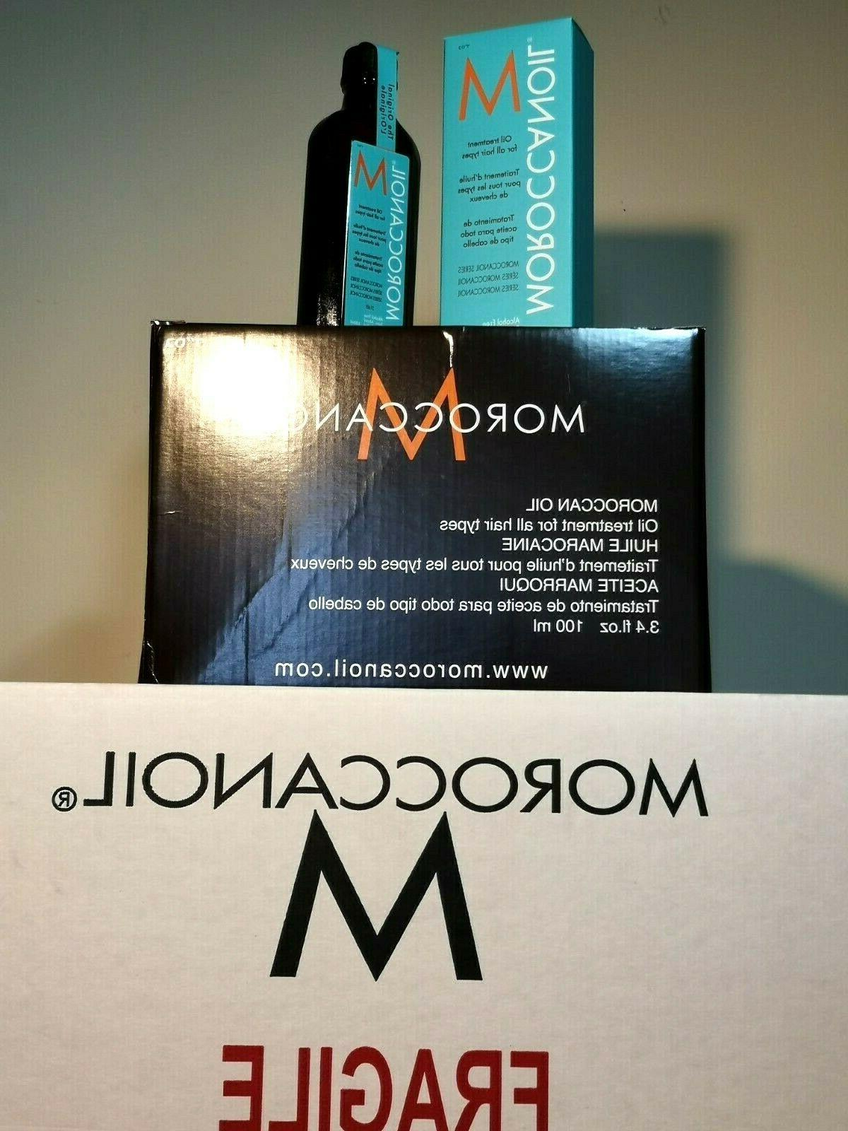 Moroccanoil Original Hair Classic 3.4