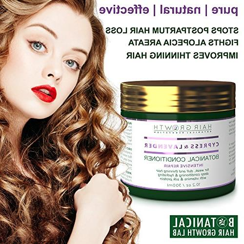 Hair Lavender - Cypress Intensive For Thinning - Lab Formulated - Postpartum /