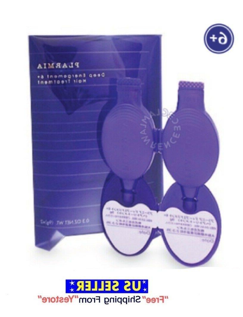 Milbon PLARMIA Deep 6 or 6+ Hair Treatment pcs Japan