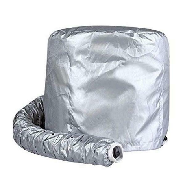 Portable Soft Bonnet Hair Drying Hood Dryer Attach