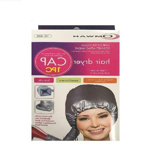 Portable Drying Treatment Bonnet Hood Attach