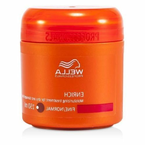 Wella Professional Enrich Moisturizing Treatment for Dry and