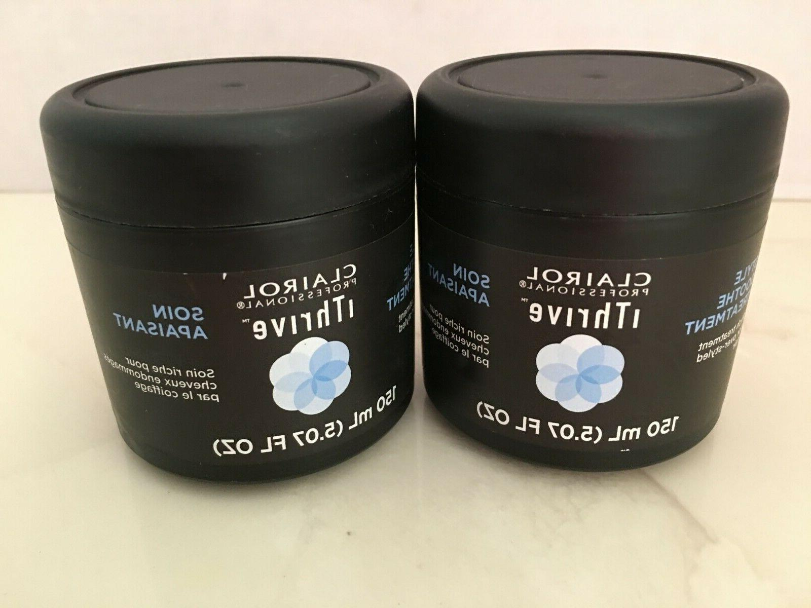 professional ithrive style soothe treatment damaged hair