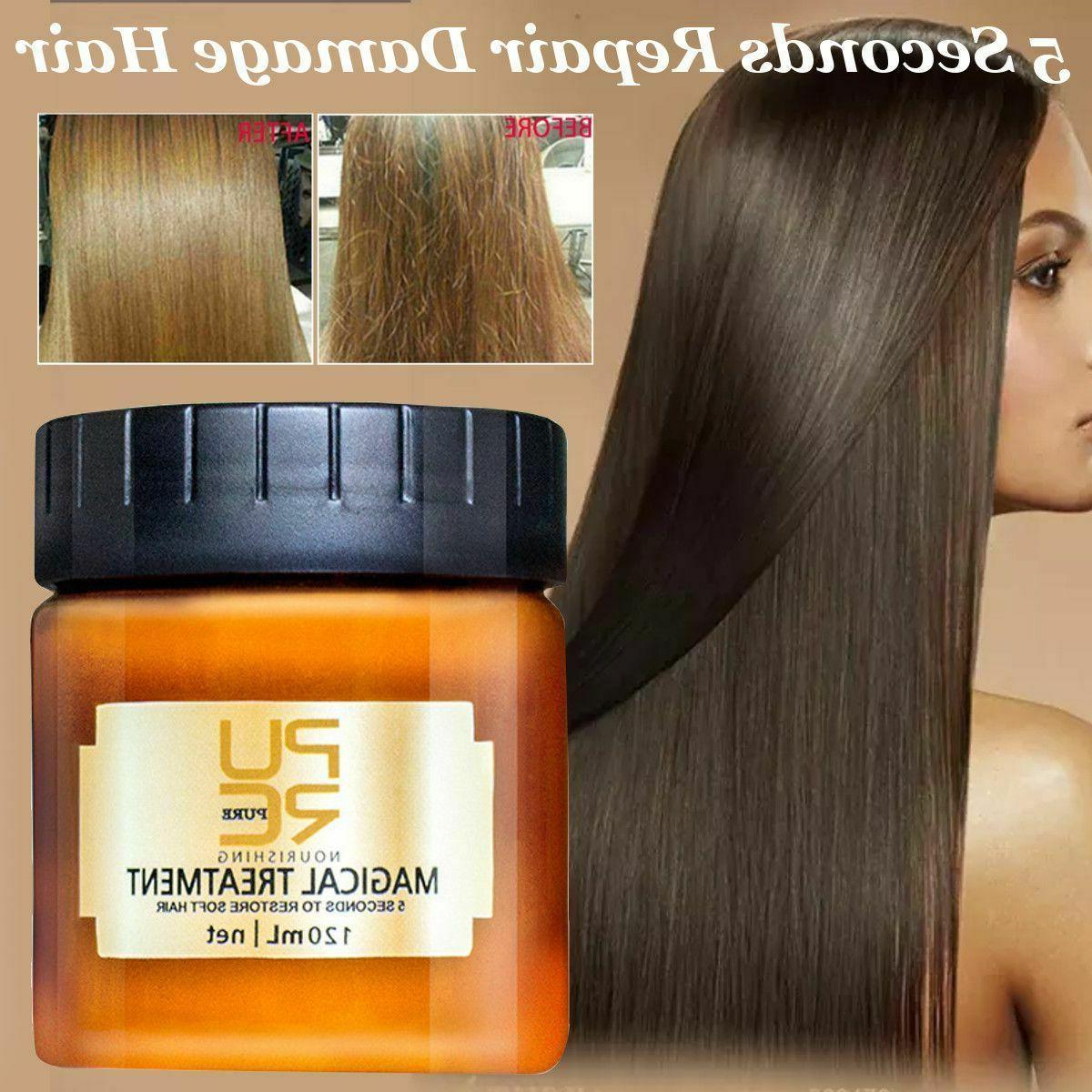 PURC Treatment 5 Restore Soft Hair 60 120mL