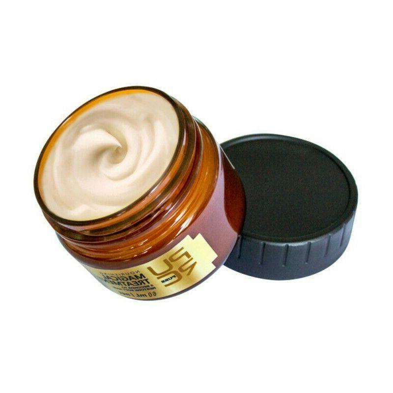 PURC Mask 5 Seconds Repairs Restore Soft Hair 120mL