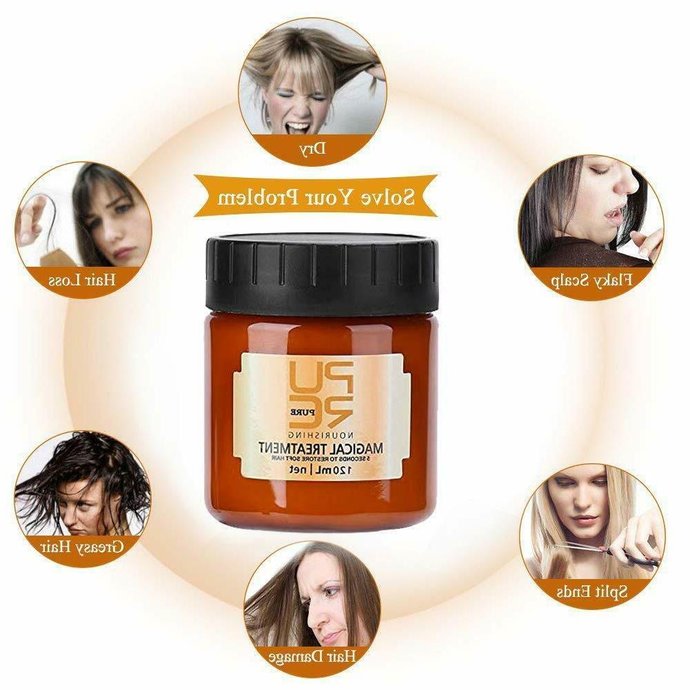 PURC Treatment 5 Seconds Repairs Restore Hair 120mL