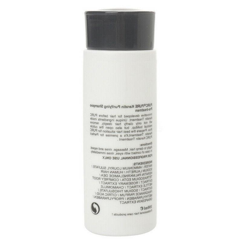 Pure Hair Straightening 100ml Blow Dry