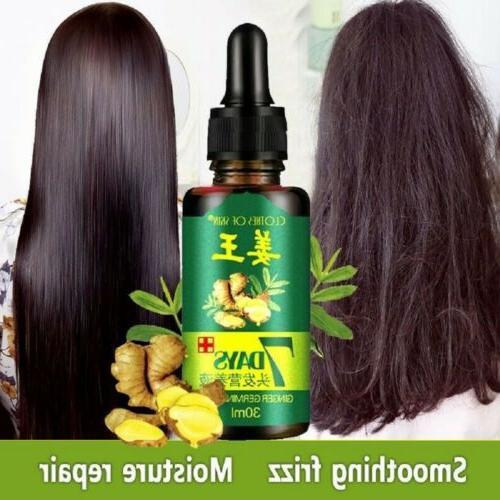 1 oz Hair Loss Growth Essence Oil Men Women US