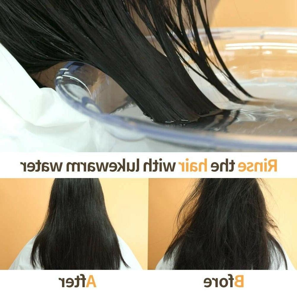 Repairing Hair Mask Protein Dyes
