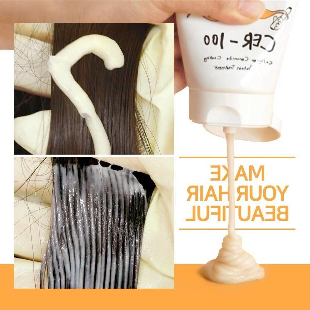 Repairing Mask Collagen Protein Treatment Blemish Hair