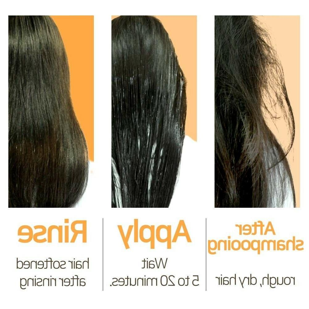 Repairing Protein Treatment Dyes Blemish Hair Care
