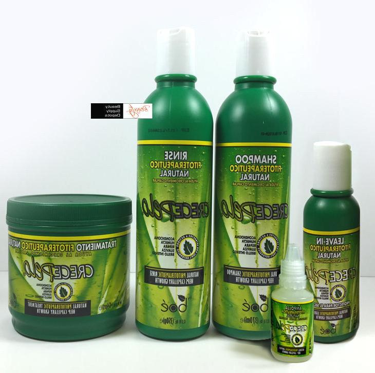 BOE Crece Pelo Shampoo&Rinse&Treatment&Leave-In& Ampolla Hai