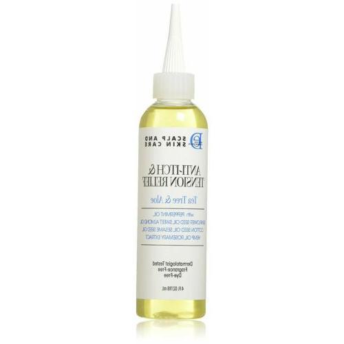 scalp skin care anti itch