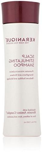 Keranique Scalp Shampoo for Thinning Hair Amino Sulfates, 8 Fl