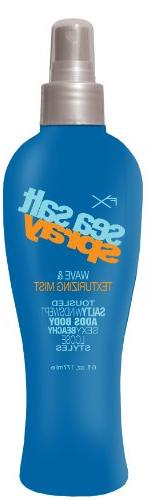 FX Sea Salt Spray Wave and Texturizing Mist, 6oz