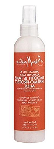 SheaMoisture Argan Oil & Almond Milk Smooth & Tame Thermo-Pr