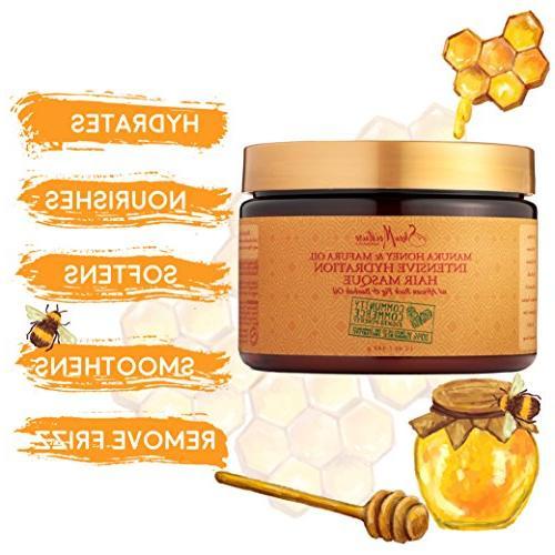 SheaMoisture Honey Oil Intensive Masque Packet| oz.