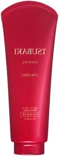 shiseido shining hair conditioner treatment