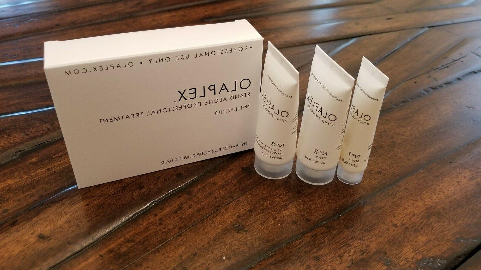 Olaplex Stand Alone Stylist Treatment Kit No 1 + No 2 + No 3