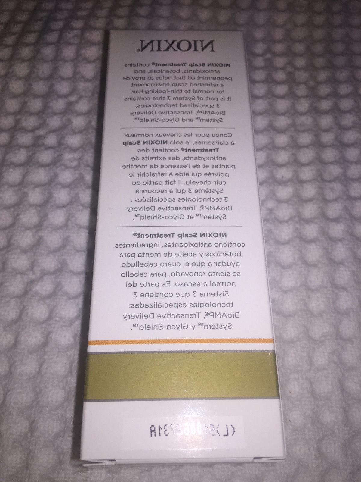 Nioxin System Treatment - 3.4 oz.