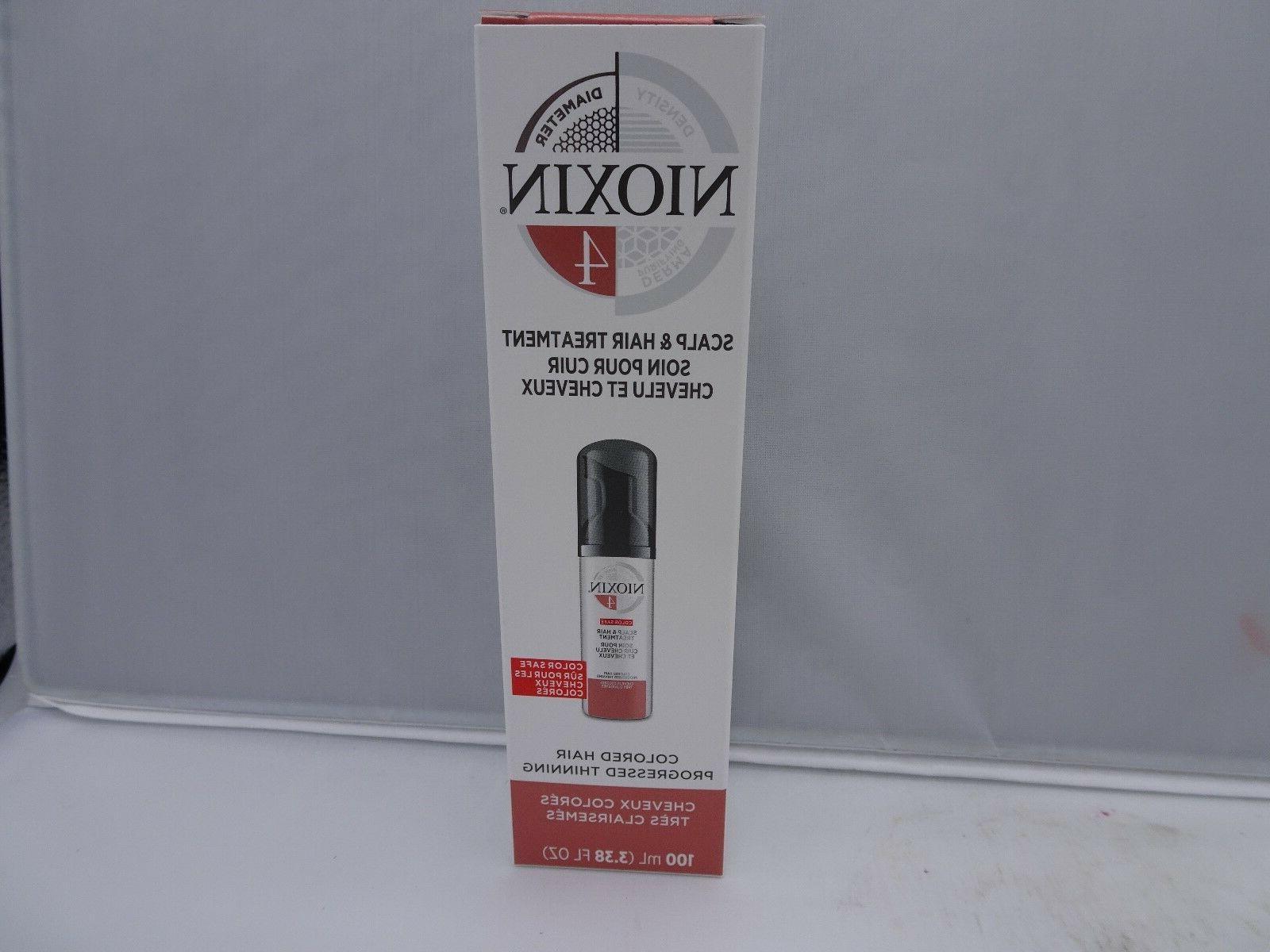 Nioxin System 2 Scalp Treatment 100ml