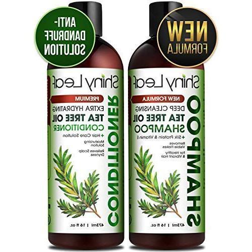 tea tree oil conditioner anti