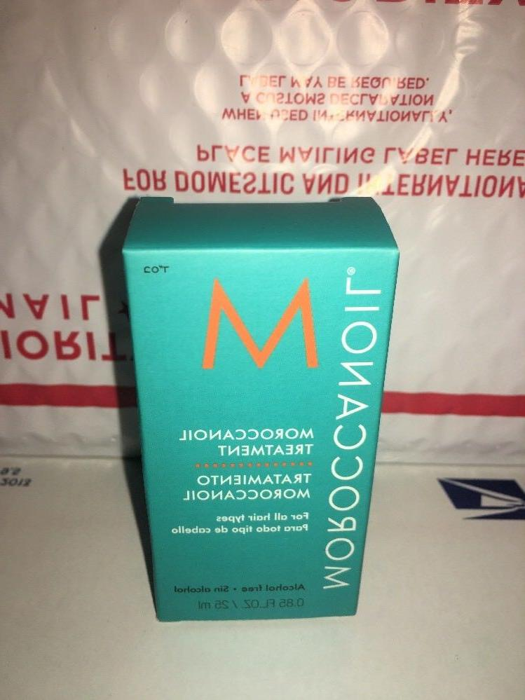 Moroccanoil Treatment Oil for All Type NEW 0.34 oz 3.4 oz 4.23 oz