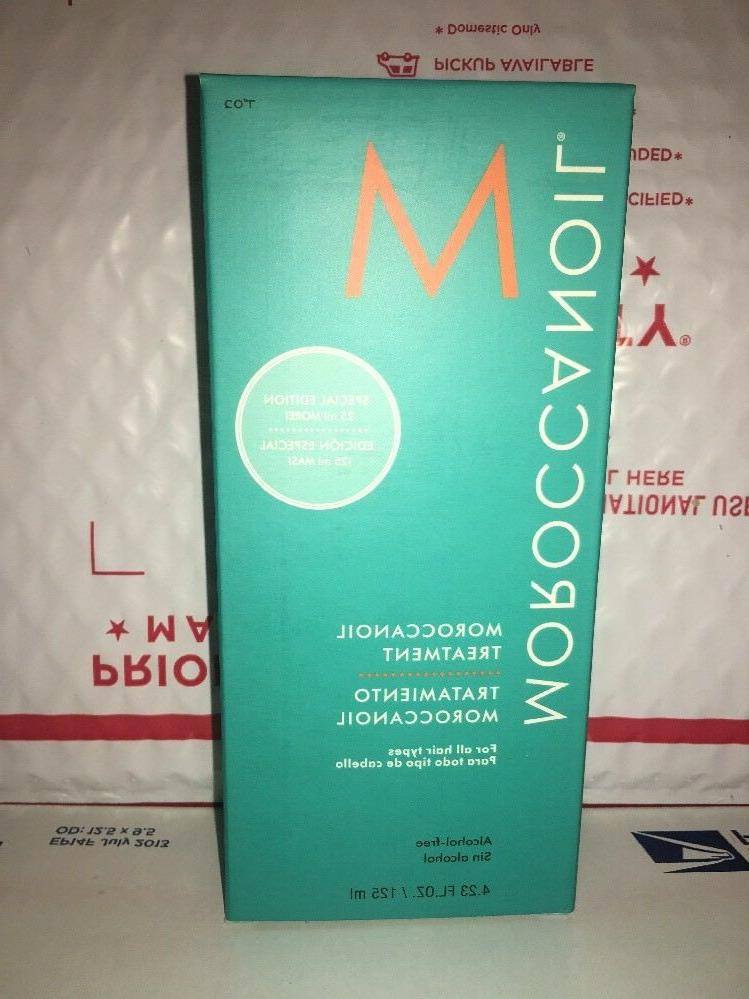 Moroccanoil Treatment Oil All Hair 0.34 3.4 4.23 oz