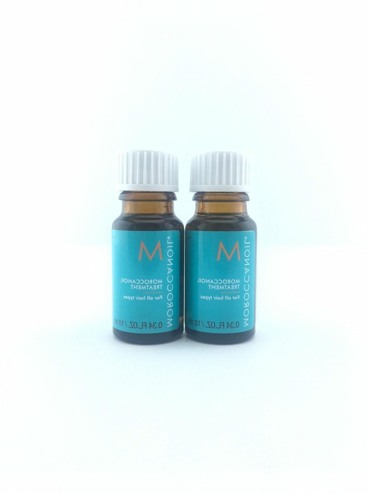 Moroccanoil Treatment Light Type Different
