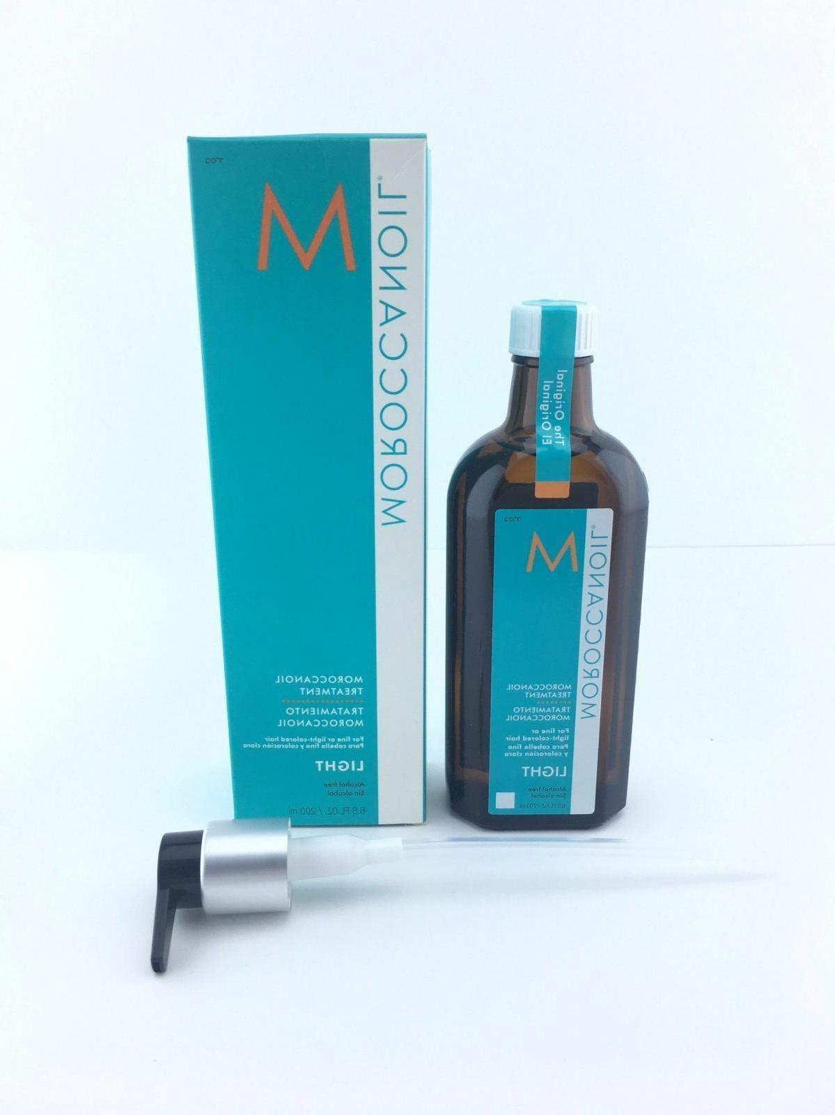 Moroccanoil Treatment Light All Type In