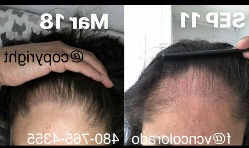 Voce Crescer Hair Controls