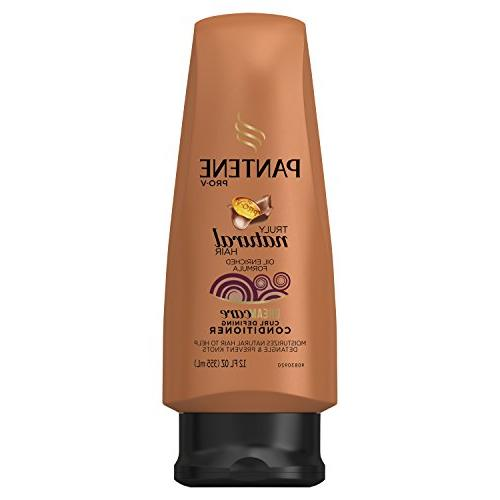 truly hair curl defining conditioner
