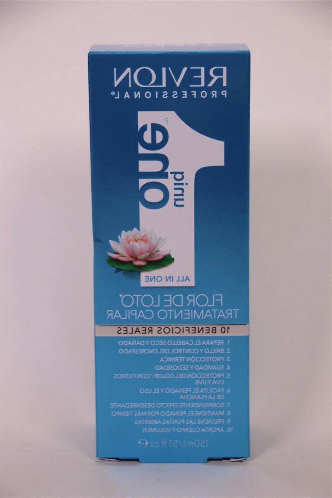 Revlon Uniq One All-in-One Hair Treatment LOTUS FLOWER 150 m